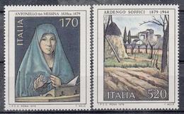 ITALIË - Michel - 1979 - Nr 1645/46 - MNH** - 1946-.. République
