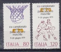 ITALIË - Michel - 1979 - Nr 1662/63 - MNH** - 1946-.. République