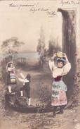 Costums, Trachten Europa 1904, From Fiume To Orebic, Dalmatia - Europe