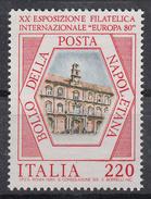 ITALIË - Michel - 1980 - Nr 1685 - MNH** - 1946-.. République
