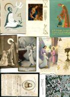 Lot De 150 Images Pieuses -religieuses- - Devotion Images