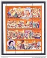 1993- Libya- Libye- Commemoration Of Deportation Of Libyans To Italy- Libyan Deporties - Minisheet MNH** - Libya