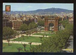 Barcelona. Ed. Fisa Nº 263. Dorso Sobreimpreso *Radioaficionado EA3 DOZ* Nueva. - Radio Amateur