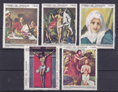 Paraguay - 1968 - Mi.Nrs. 1854......1858 - Gestempeld/oblt. - ° - Paraguay