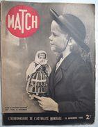 MATCH:1939 : ARMEE BRITANNIQUE . POLONAIS . AVIATION FRANCAISE . GUERRE De SECESSION : LINCOLN ... Etc ... - Journaux - Quotidiens
