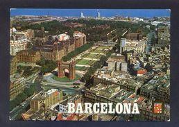 Barcelona. Ed. Fisa Nº 255. Dorso Sobreimpreso *Radioaficionado EA3 DOZ* Nueva. - Radio Amateur
