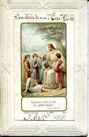 Souvenir De Ma 1ère Communion -3 Avril 1919- - Images Religieuses
