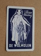 DE WOLMOLEN Heren Kleding ( JOKER ) - ( Details - Zie Foto´s Voor En Achter ) !! - Speelkaarten
