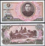 Korea North P 22 - 100 Won 1978 - UNC - Corea Del Nord