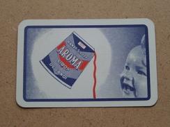 Kandy-Siroop AROMA Sirop De Candi ( JOKER ) - ( Details - Zie Foto´s Voor En Achter ) !! - Speelkaarten