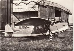 """AÉRODROME De LOURDES - Caudron 286 """"Phalène"""" - Aerodrome"""