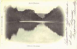 Carte Postale Ancienne De SAINT NABORD - Saint Nabord