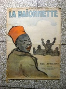 France:  La Baïonnette, Journal Satirique 28 Septembre 1916 - Newspapers