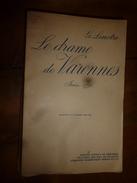 1924  Le Drame De VARENNES En 1791, Par G. Lenotre---dessins De Gerardin---Gravures Sur Bois De Deloche - Livres, BD, Revues