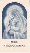 Andachtsbild - Image Pieuse - Marie Vierge Gardienne - 6*11cm (29443) - Todesanzeige
