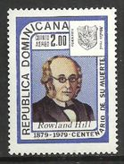 DOMINICAN REPUBLIC 1979 ROWLAND HILL OMNIBUS SET MNH - Dominican Republic