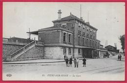 CPA 94 VITRY-sur-Seine - LA GARE ° E.L.D. Le Deley - Vitry Sur Seine
