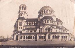 BULGARIA - SOFIA  AL. NEVSKI CHURCH - Bulgarie