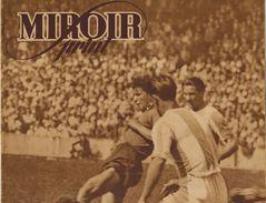 MIROIR SPRINT 1947 N° 49 Chaboud Wimile Sommer Roubaix Boleck Tempowski Dauthuile Longo Huguet Côte Gaillon Neri Vietto - 1900 - 1949