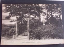 Neuville Sur Escaut. Le Calvaire. Rare Carte. - Other Municipalities