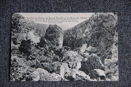 Le Pas De Souci, La Roque Sourde Et Le Chaos De L'Enfer. - France