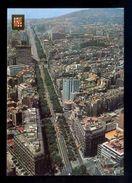 Barcelona. Ed. Fisa Nº 251. Dorso Sobreimpreso *Radioaficionado EA3 DOZ* Nueva. - Radio Amateur