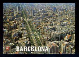 Barcelona. Ed. Fisa Nº 250. Dorso Sobreimpreso *Radioaficionado EA3 DOZ* Nueva. - Radio Amateur