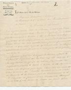 376/25 - Document Imprimé Le Maire De La Ville De MALINES - An 13 - Cérémonie Pour Couronnement De L' Empereur - 1794-1814 (Période Française)