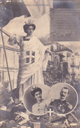 ITALIA - VITTORIO EMANUELE III. TERREMOTO CALABRO - SICULO 28.12.1908 - Reggio Calabria