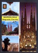 Barcelona. Ed. Fisa Nº 278. Dorso Sobreimpreso *Radioaficionado EA3 DOZ* Nueva. - Radio Amateur