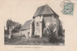 AUXONNE    21  COTE D'OR   CPA   CHAPELLE DE NAPOLEON 1er - Auxonne