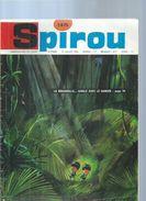 SPIROU  N° 1475  -  Déssin: ROBA /VICQ  -  1966 ( Avec Le Mini Récit : PICRATE LE ROI DU BARATIN ) - Spirou Magazine