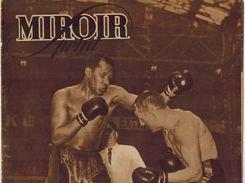MIROIR SPRINT 1947 N 52 Walzack Williams - Grand Prix Marseille Chaboud Sercu Passage Des Ageux Courcelles Nowyasz Humez - 1900 - 1949