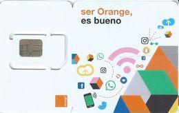 DOM.REP : GSM SIM Mini & Micro  (fixed) ORANGE  Ser Orange ,es Bueno - Dominicana