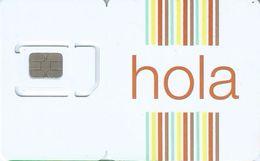 DOM.REP : GSM SIM Mini & Micro  (fixed) ORANGE  HOLA - Dominicana