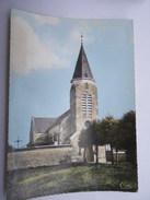 CPSM 02 - AISNE - LA SELVE L'EGLISE - Laon