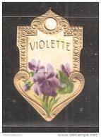 ETIQUETTE  DE  FLACON  DE PARFUM     GRASSE - Labels