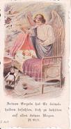 Andachtsbild - Image Pieuse - Seinen Engeln... - Schutzengel - Schlafendes Kind - 6*10cm (29455) - Andachtsbilder