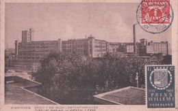 CPA Eindhoven, Philips Radio- En Gloeilampenfabrieken - Eindhoven