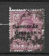 1922 USED Ireland  Gestempeld - 1922 Governo Provvisorio