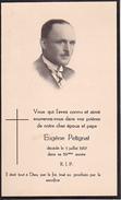 Partezettel Parte Todesanzeige - Eugène Petignat - 1957 - 6*10cm (29460) - Todesanzeige