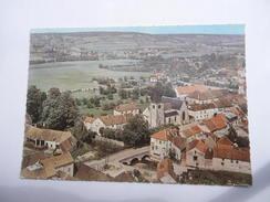 CPSM 02 - AISNE - CONDE EN BRIE VUE GÉNÉRALE - Chateau Thierry