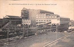71 - Montceau-les-Mines - Le Lavoir Des Chavannes ( Côté Sud ) - Montceau Les Mines