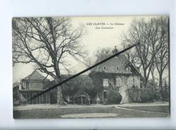 CPA - Les Clayes - Le Château  - (Les Communs ) - Les Clayes Sous Bois