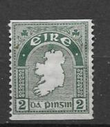 1922 MNH Ireland - 1922-37 Stato Libero D'Irlanda