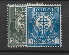 1933 MH Ireland - 1922-37 Stato Libero D'Irlanda