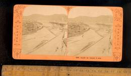 Photographie Carte Stéréoscopique Stéréo 3d Relief : Vallée Du PAILLON à NICE - Photos Stéréoscopiques