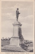 WHITBY - CAPTAIN COOK MEMORIAL - Whitby