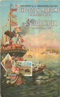 BORDEAUX EXPOSITION MARITIME INTERNATIONALE 1907 - Bordeaux