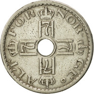 Norvège, Haakon VII, 50 Öre, 1940, TTB+, Copper-nickel, KM:386 - Norvège